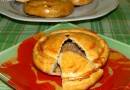 Placinte irlandeze cu carne (Dingle Pies)
