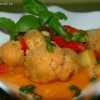 Red curry de legume